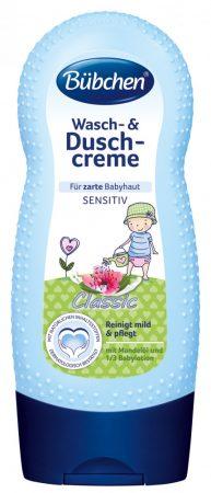12244689 Bübchen tusfürdő Classic 230 ml