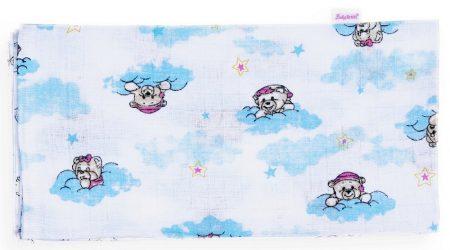 311100 Apró mintás 1 db-os textil pelenka
