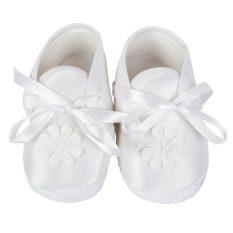 529011 Keresztelő cipő lányos