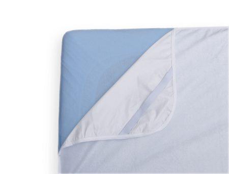 540076 90x200 cm  BabyBruin vízhatlan frottír lepedő gumis szélekkel
