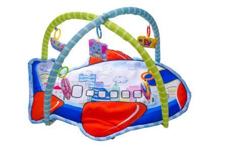 55042896 Játszószőnyeg repülő mintával