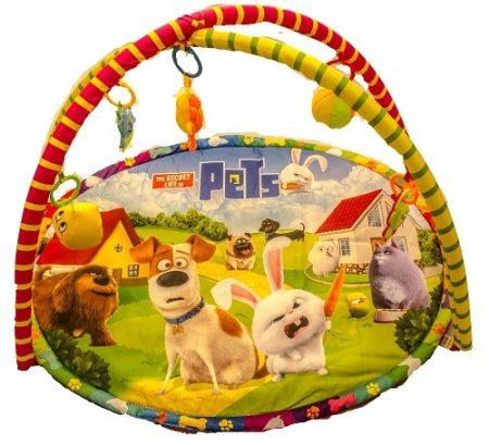 55042896 Játzsószőnyeg kutya mintával