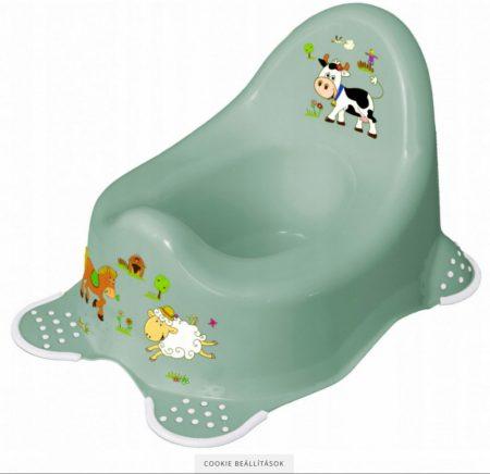 55043341 Funny Farm bii zöld