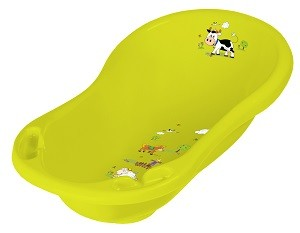 55043345 Funny Farm 84 cm kád zöld