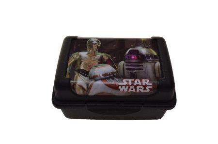 55043543 Kattanózáras ételdoboz 0,35 L Star Wars