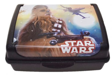 55043545 Kattaózáras ételdoboz 1 L Star Wars