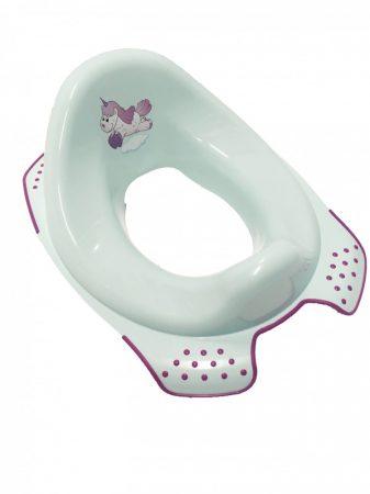 55043587 Egyszarvú WC szűkítő ülőke