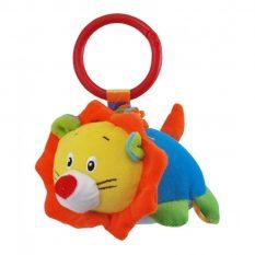 55043675 Rezgő plüss oroszlán