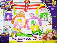 55044124 Kínai babák ugrókötéllel műanyag forgó zenélő